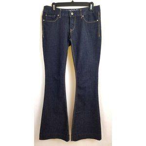 Express Size 4 Stella Flare Jeans